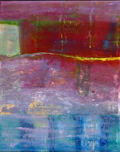 The Flood by Dan C Nielsen