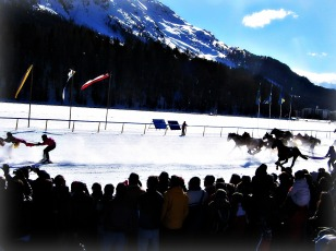 Photo taken in St Moritz, Switzerland, in 2010.